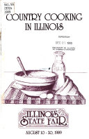 Country Cooking in Illinois