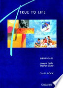 True to Life Elementary Class Book