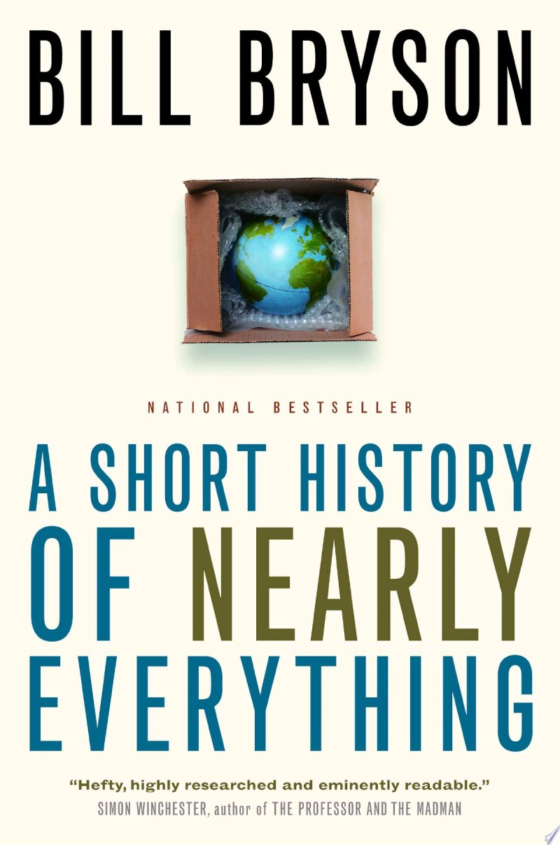 A Short History of Nearly Everything image