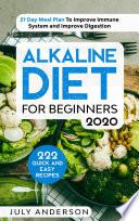 Alkaline Diet For Beginners 2020