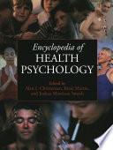 Encyclopedia of Health Psychology