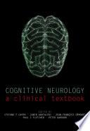 Cognitive Neurology