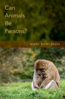 Can Animals Be Persons