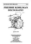 Freddie Kohlman Discography