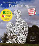 Loose leaf Version for Introducing Psychology with DSM5 Update