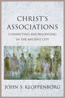 Christ's Associations Book