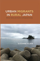Urban Migrants in Rural Japan