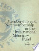Membership & Nonmembership