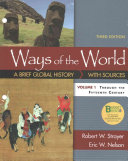 Loose leaf Version for Ways of the World  A Brief Global History with Sources Book