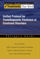 Unified Protocol for Transdiagnostic Treatment of Emotional Disorders Pdf/ePub eBook