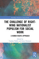 The Challenge of Right-wing Nationalist Populism for Social Work