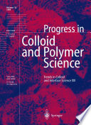Trends In Colloid And Interface Science Xiii Book PDF