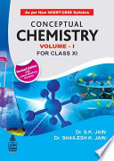 Conceptual Chemistry Volume I For Class XI