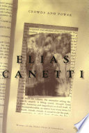 """Crowds and Power"" by Elias Canetti, Carol Stewart"