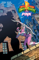 Mighty Morphin Power Rangers: Pink #5