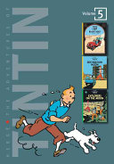 The Adventures of Tintin  Volume 5