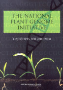 The National Plant Genome Initiative