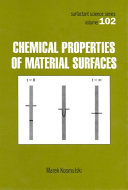 Chemical Properties of Material Surfaces