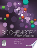 Biochemistry for Health Professionals