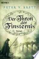 Der Thron der Finsternis  : Roman