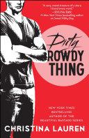 Pdf Dirty Rowdy Thing