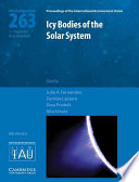 Icy Bodies of the Solar System  IAU S263  Book