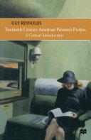 Twentieth Century American Women   s Fiction