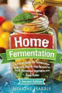 Home Fermentation Book