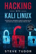 Hacking With Kali Linux Book PDF
