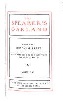 The Speaker s Garland
