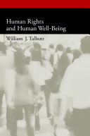 Human Rights and Human Well-Being - Seite 394