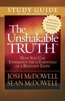 The Unshakable Truth   Study Guide Book