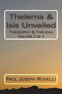 Thelema and Isis Unveiled