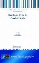Nuclear Risk in Central Asia