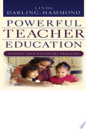 Download Powerful Teacher Education PDF