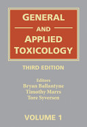 General and Applied Toxicology  6 Volume Set