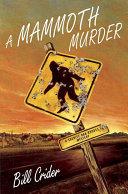 A Mammoth Murder Pdf/ePub eBook