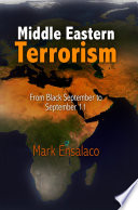 Middle Eastern Terrorism