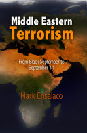 Middle Eastern Terrorism ebook