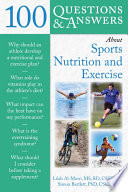 """100 Questions and Answers about Sports Nutrition & Exercise"" by Lilah Al-Masri, Simon Bartlett"