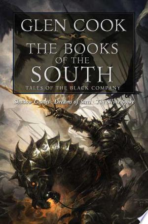The Books of the South: Tales of the Black Company banner backdrop