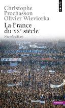 France du XXe siècle. Documents d'histoire (La)