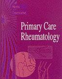 Primary Care Rheumatology