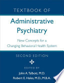 Textbook of Administrative Psychiatry