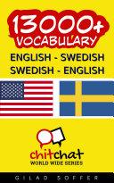 13000  English   Swedish Swedish   English Vocabulary