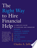 The Right Way to Hire Financial Help  second edition Book