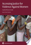 Accessing Justice for Violence Against Women