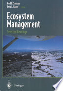 Ecosystem Management Book PDF