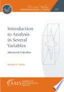 Advanced Calculus A Course In Mathematical Analysis [Pdf/ePub] eBook
