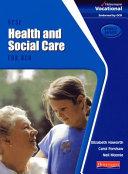 Gcse Health & Social Care OCR